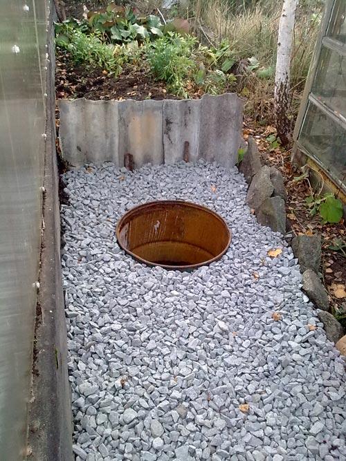 С чего начать строить туалет на даче